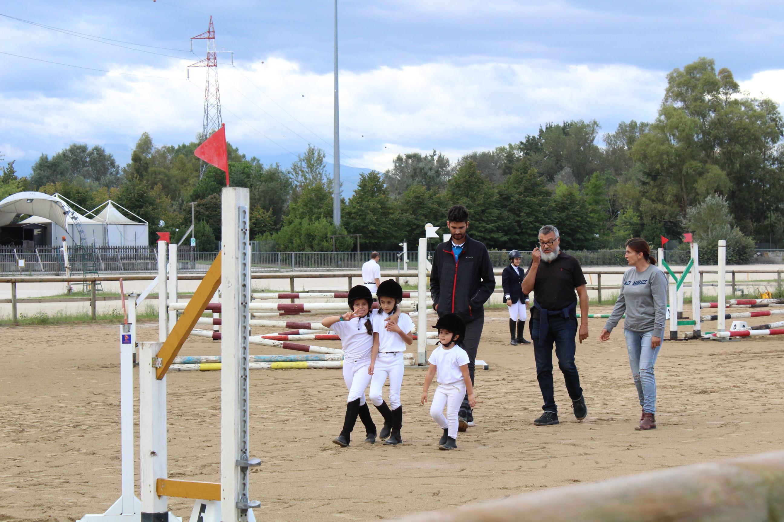 Istruttori Maneggio Team Horse