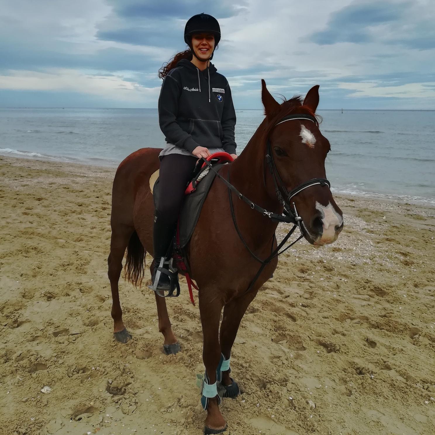 passeggiate a cavallo maneggio team horse
