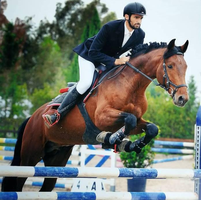 salto ostacoli maneggio team horse